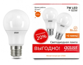 картинка Лампа FL-LED-G4 3W 12V 2700K G4 FOTON LIGHTING